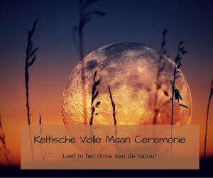 Keltische Maan Ceremonie