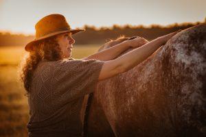 Chakra en Aura Healing voor paarden